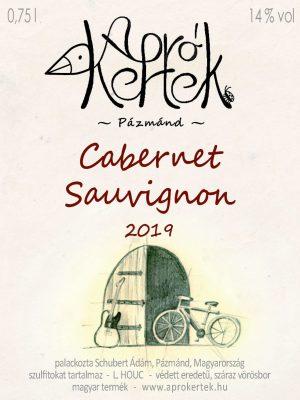 Aprókertek Pincészet - Cabernet Sauvignon
