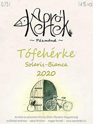 ApróKertek Pincészet - Néró